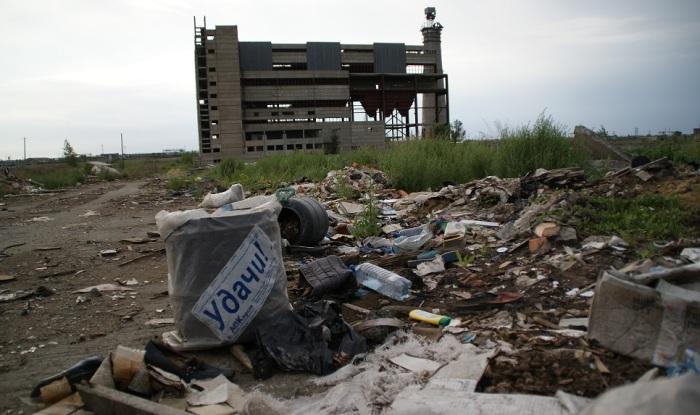 Инфовойна: Брошенные вами фабрики и заводы