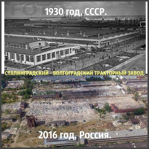 Инфовойна: Налет на Волгоградский тракторный завод, 2016 г