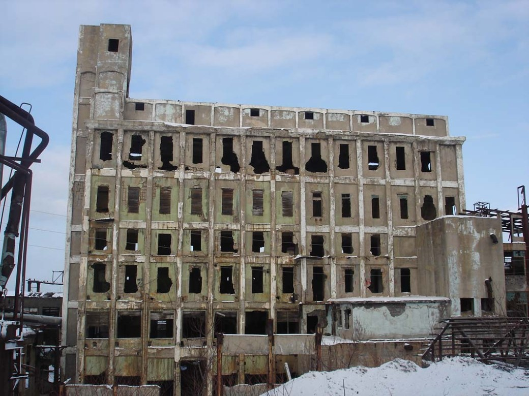 Инфовойна: Ваши фабрики и заводы