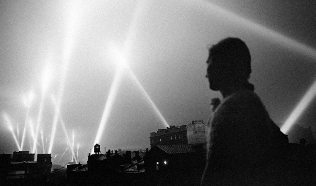 Инфовойна: ПВО города Москвы 1941 г